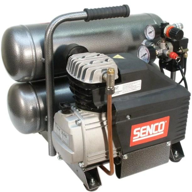 Senco Pc1131 2 5 Hp 4 3 Gallon Oil Lube