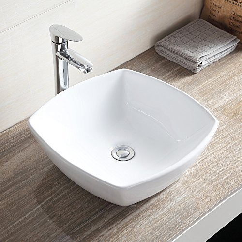 topbath bathroom ceramic vessel vanity sink bowl white porcelain basin pop