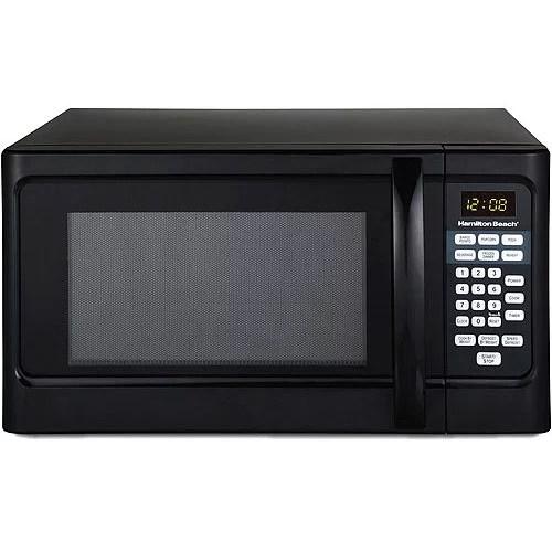 hamilton beach digital microwave oven