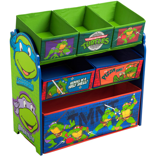 nickelodeon teenage mutant ninja turtles bedroom set with bonus