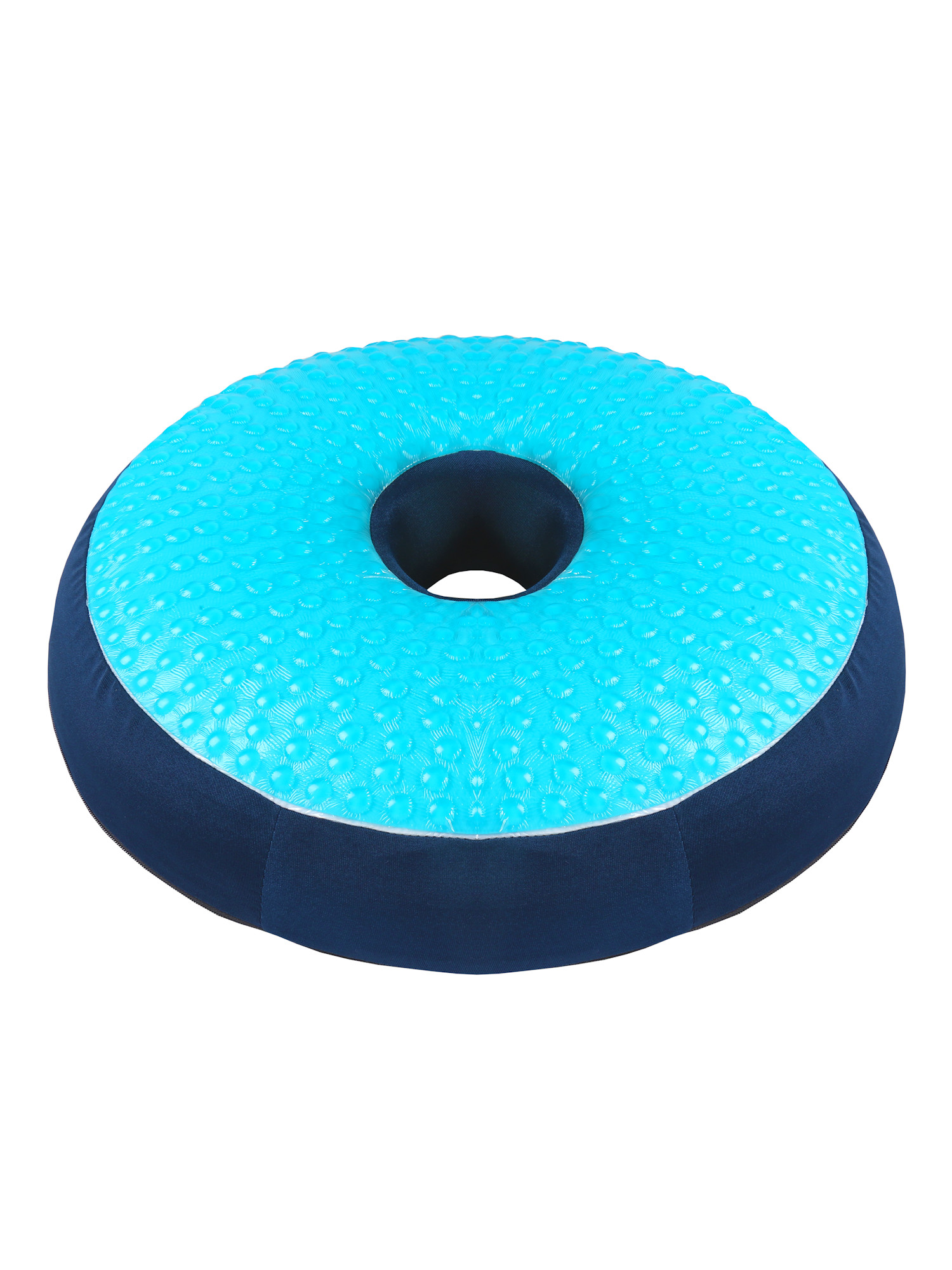 msr imports coccyx relief gel cushion donut pillow for hemorrhoid injury pain relief walmart com