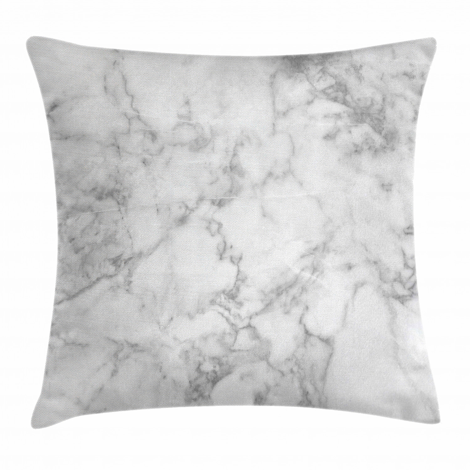 marble throw pillow cushion cover nature granite pattern with cloudy spotted trace effects marble artistic image decorative square accent pillow