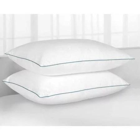 beautyrest luxury 233tc memory fiber pillow set of 2 multiple sizes