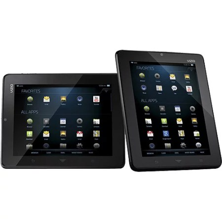 """Refurbished VIZIO VTAB1008 with WiFi 8"""" Touchscreen Tablet PC Featuring Android 2.3 (Gingerbread) Operating System"""