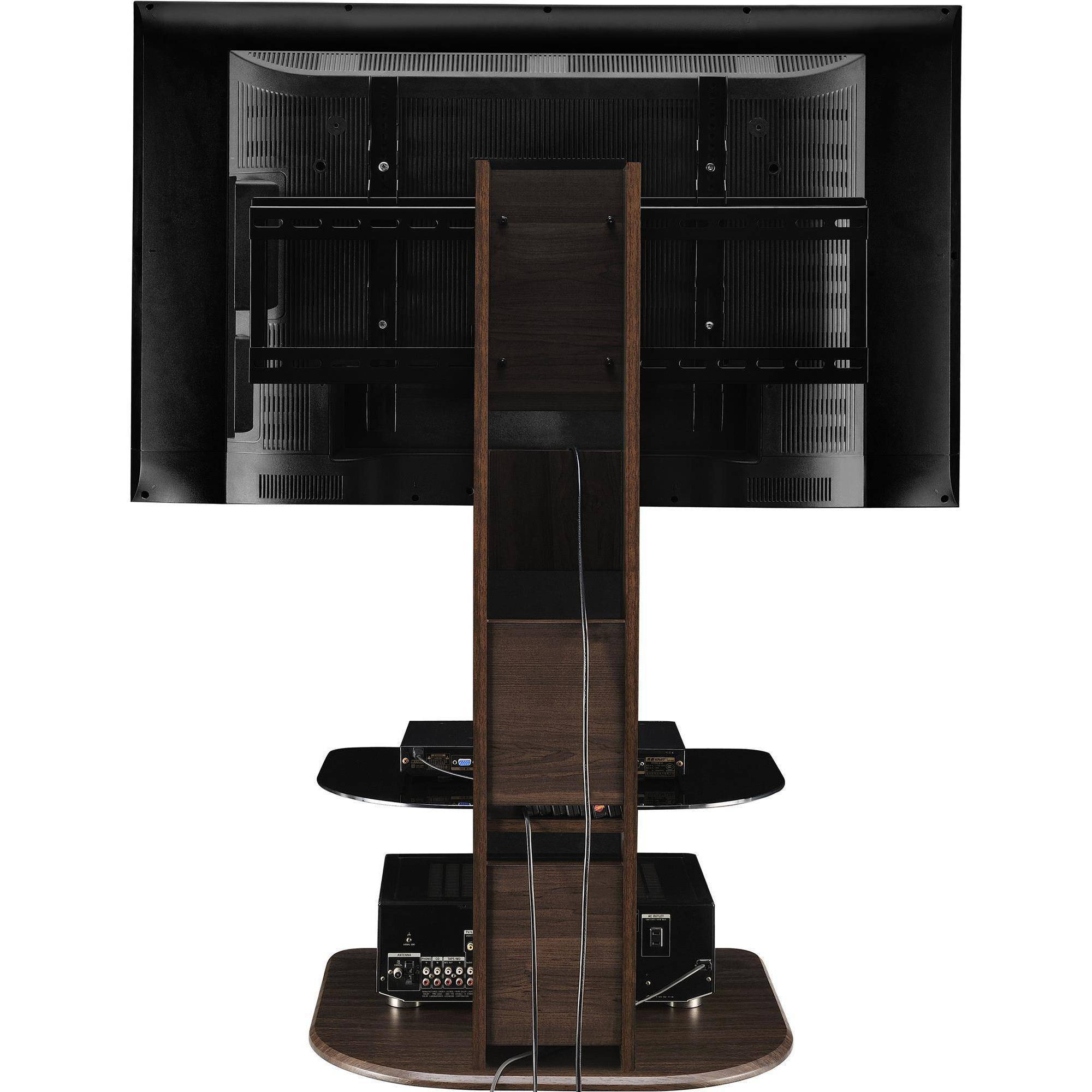 Altra Galaxy TV Stand W Mount For TVs Up To 50 Black