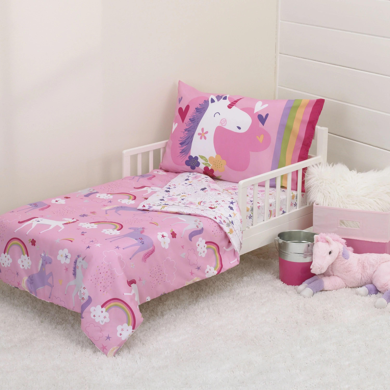 girls toddler bedding walmart com
