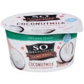 Image result for SO delicious plain yogurt