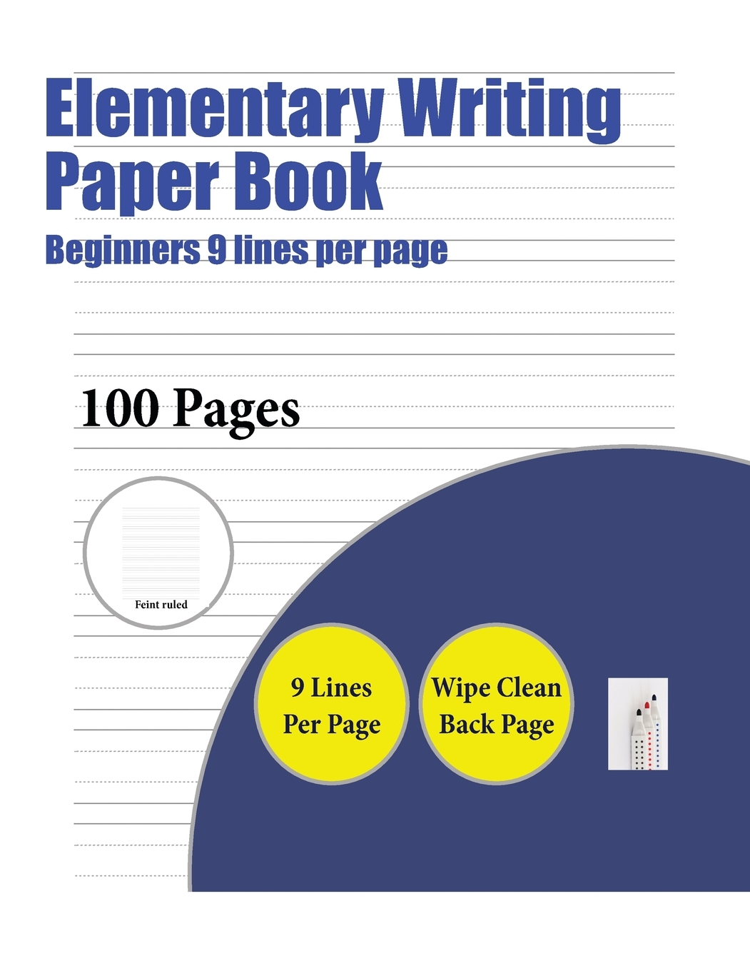 Elementary Writing Paper Book Elementary Writing Paper