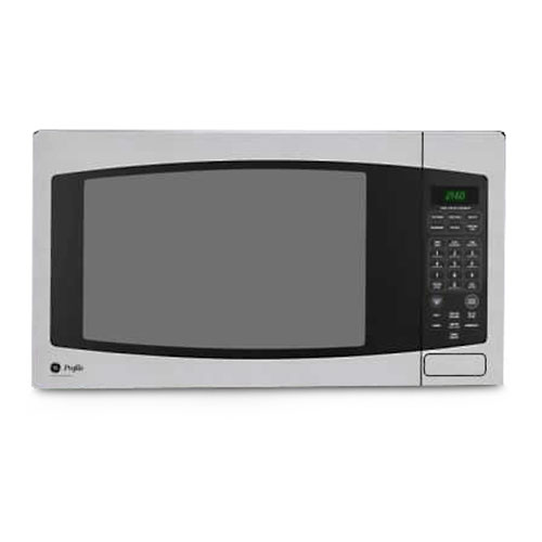 general electric ge 2 1 cu ft microwave stnlss