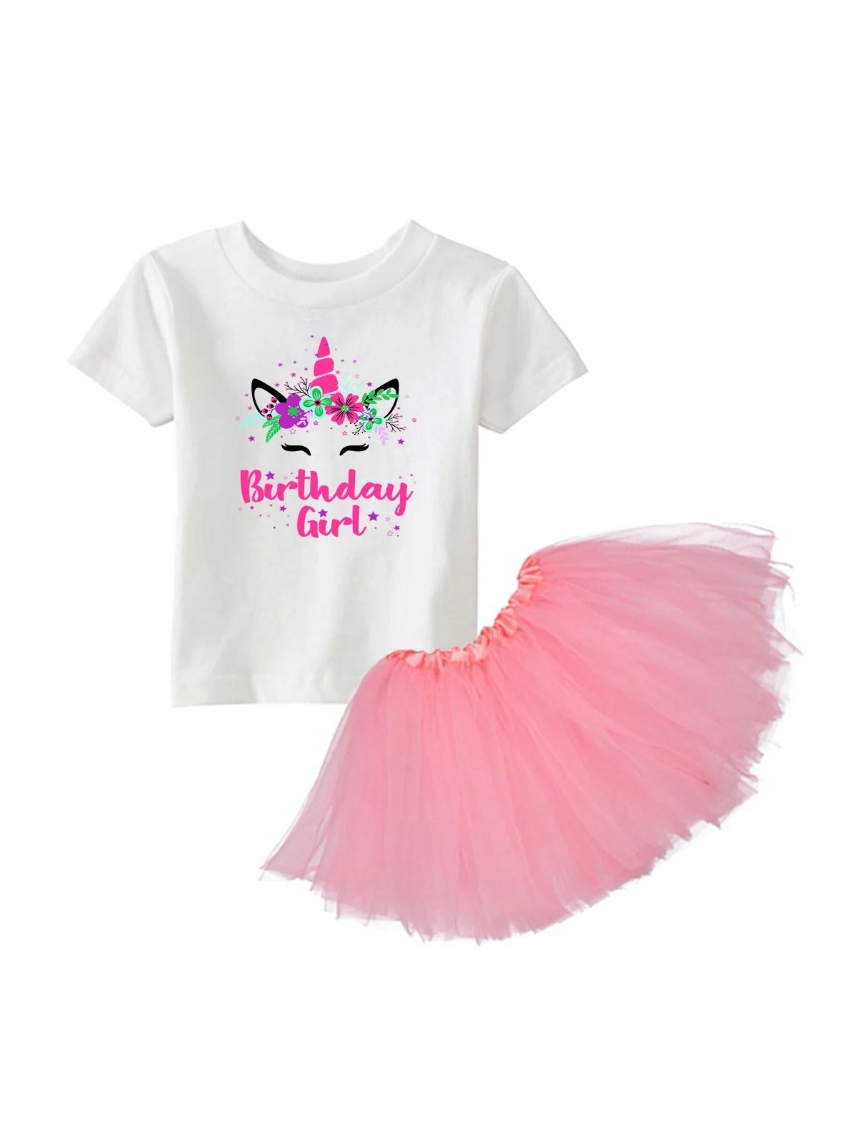 Girls Birthday Outfits Walmart Com