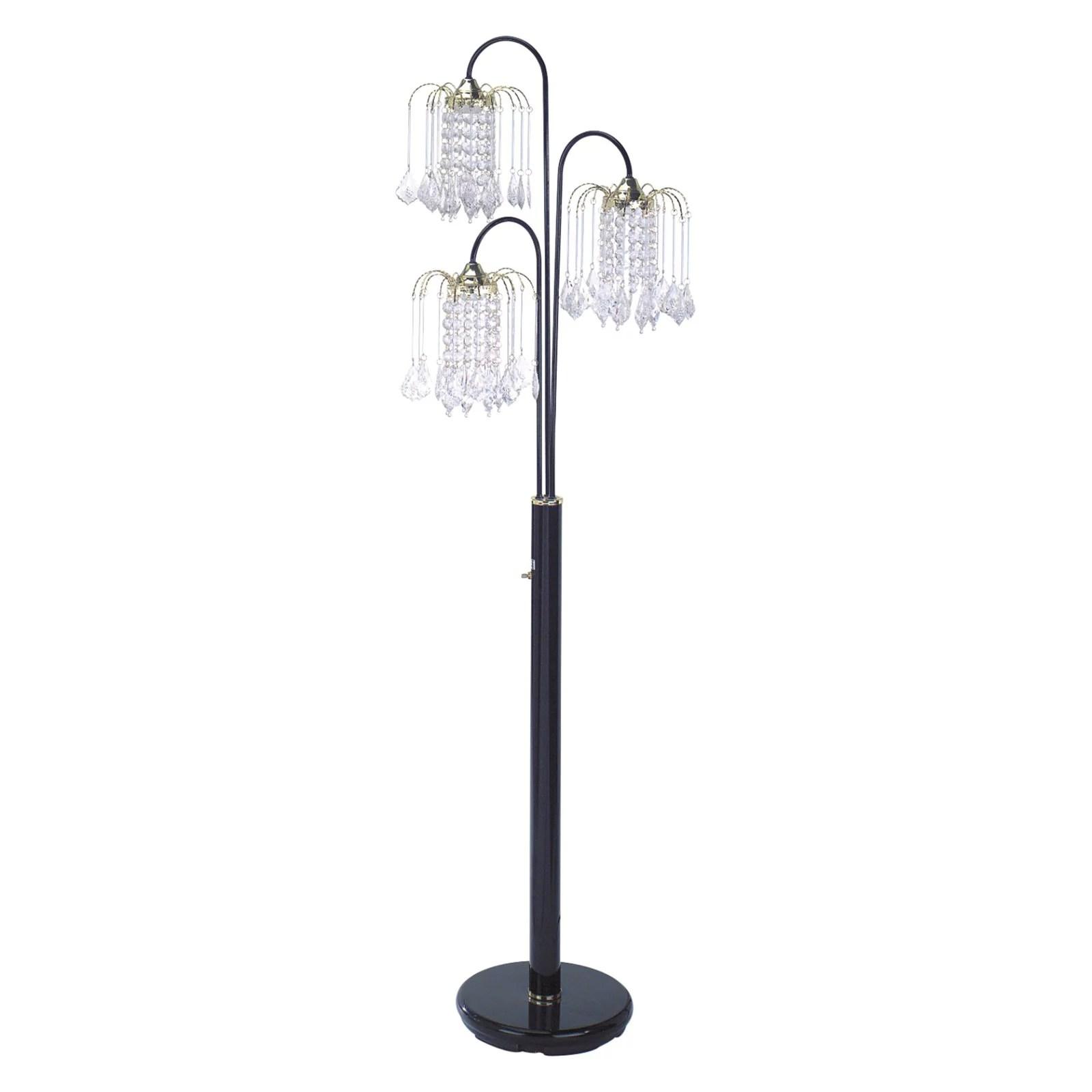 Milton Greens Sullivan 3 Way Floor Lamp