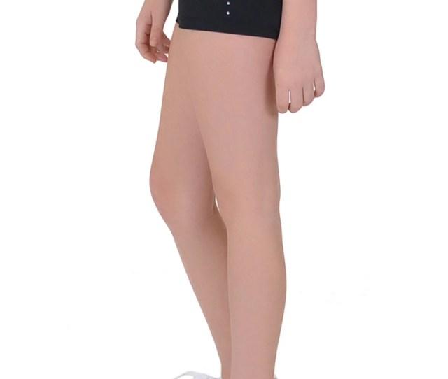 Girls Spandex Boy Cut Rhinestone Booty Shorts X Small  Black