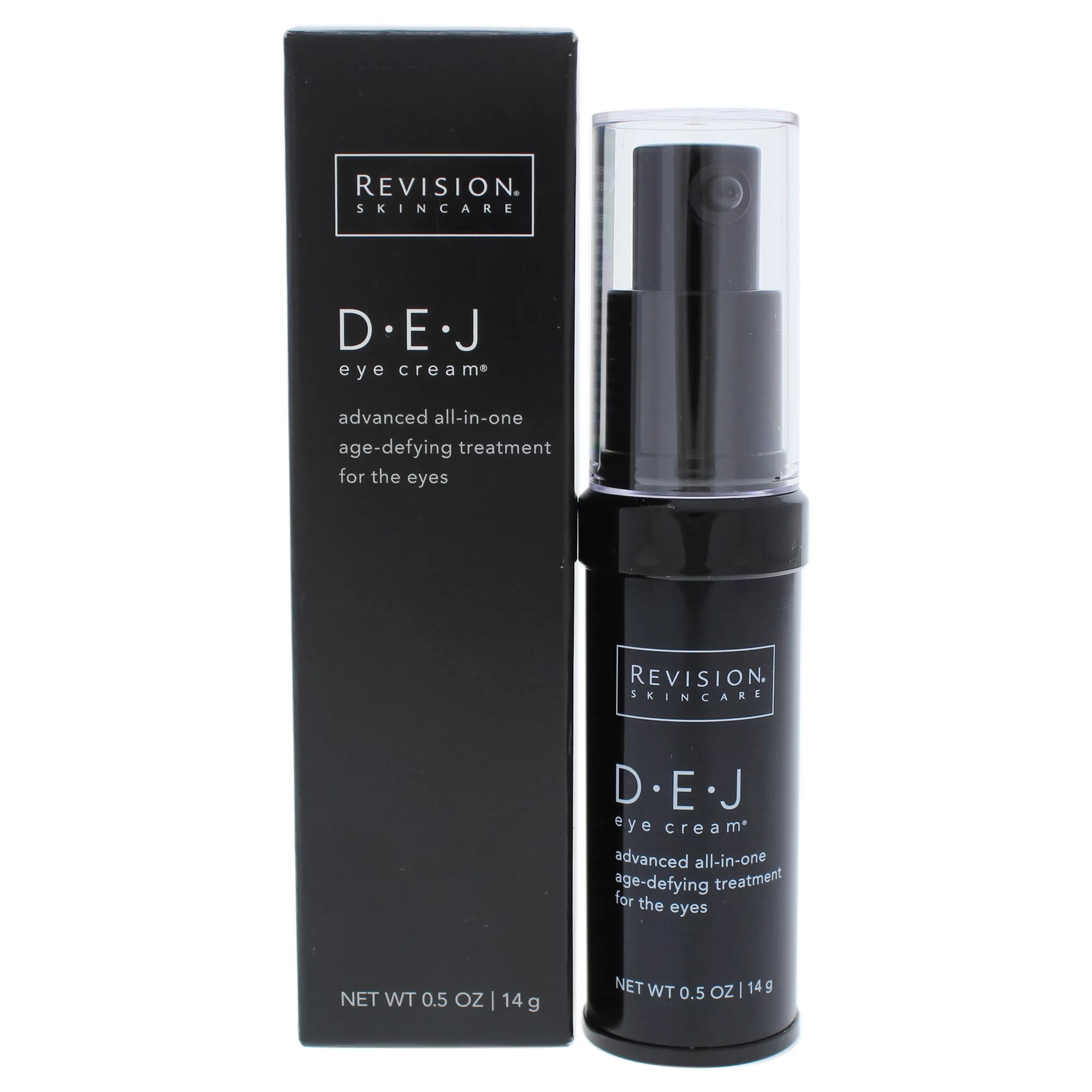 ( Value) Revision D.E.J Eye Cream With Pump, 0.5 Oz