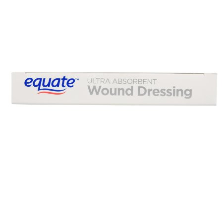 """Equate Extremely Absorbent Wound Dressing, four"""" X four"""", 10 Ct 8e34d2bf e6c3 476b 8ce7 423ab86ab27b 1"""