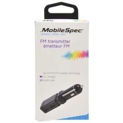 Mobilespec Fm Transmitter Bluetooth - Drawing Apem