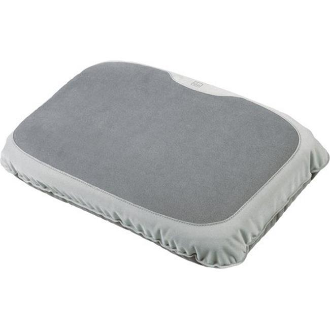 go travel 451 pvc polyester lumbar support back pillow