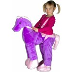 Purple Horse Rider Toddler Halloween Costume Walmart Com Walmart Com