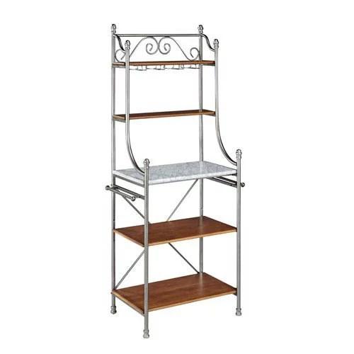 home styles orleans baker s rack