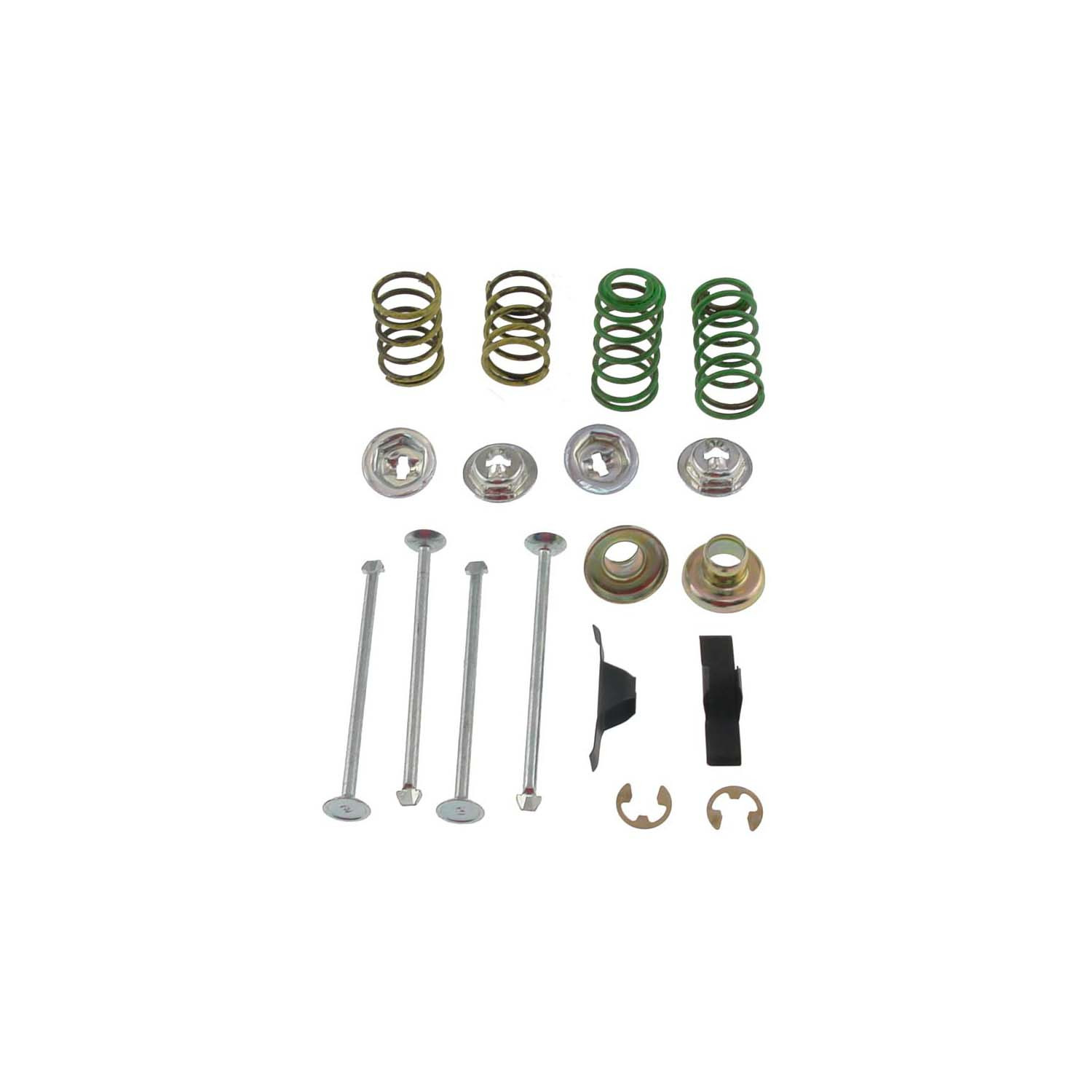 Drum Brake Shoe Hold Down Kit H 2 For Chevy C20