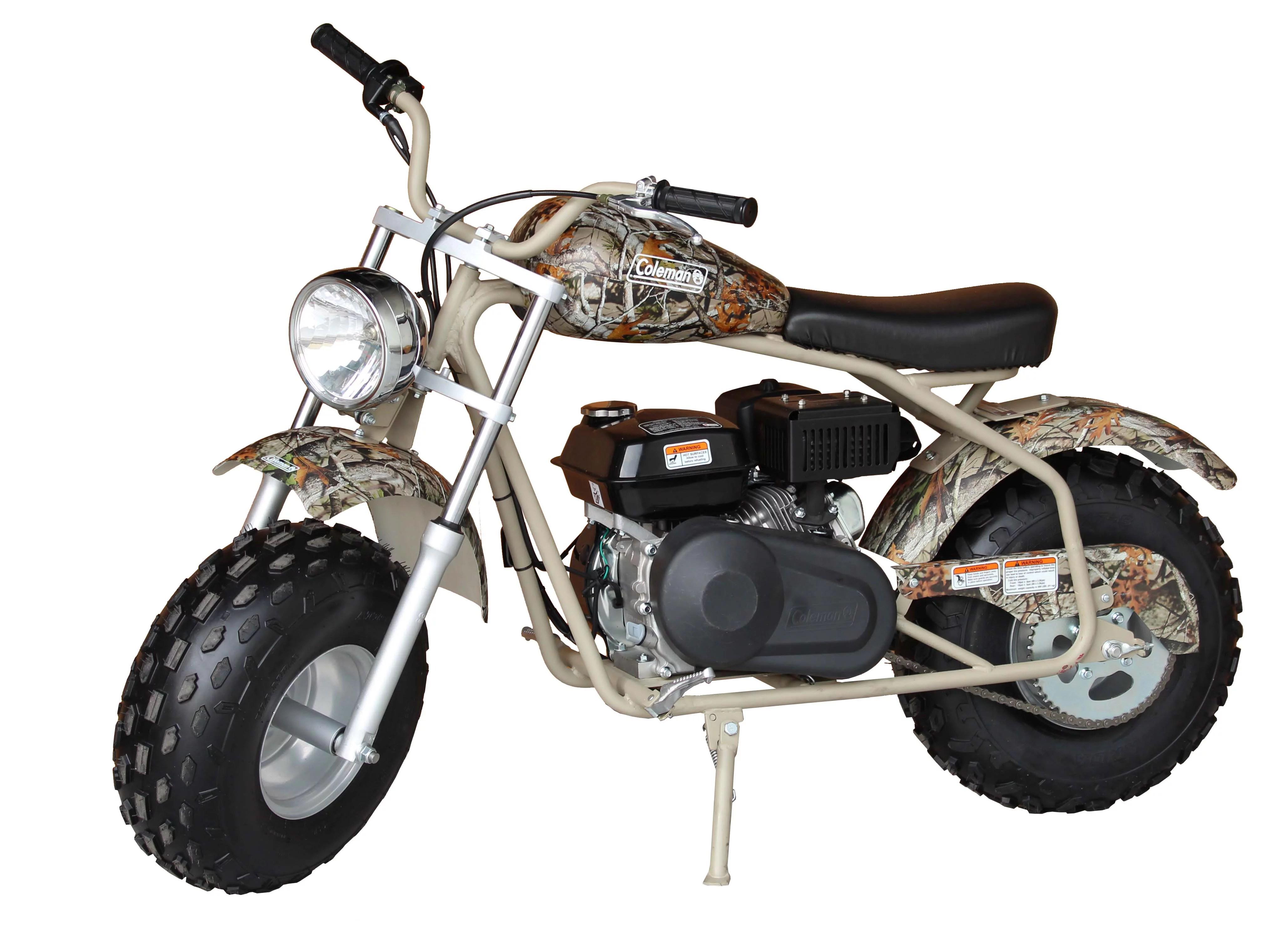coleman ct200u ex mini bike