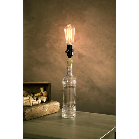 6 cleveland vintage lighting wine bottle stopper light bulb lamp adapter