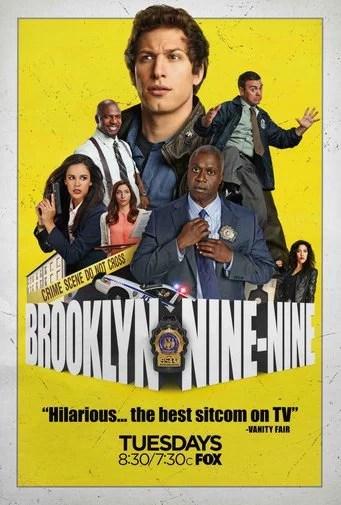 brooklyn nine nine poster 24inx36in poster art poster 24x36