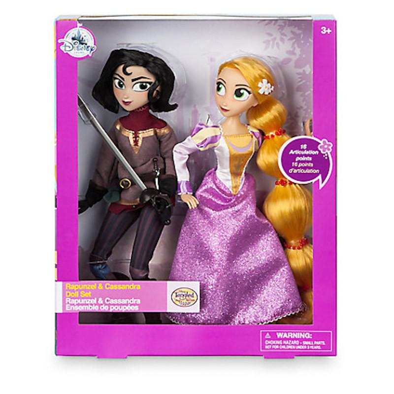 Disney Disney Store Rapunzel Cassandra Tangled Series Doll Gift Set Sword Princess New Dolls Bears Sman5pandeglang Sch Id