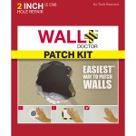 Wall Doctor 2 Drywall Repair Kit Walmart Com Walmart Com