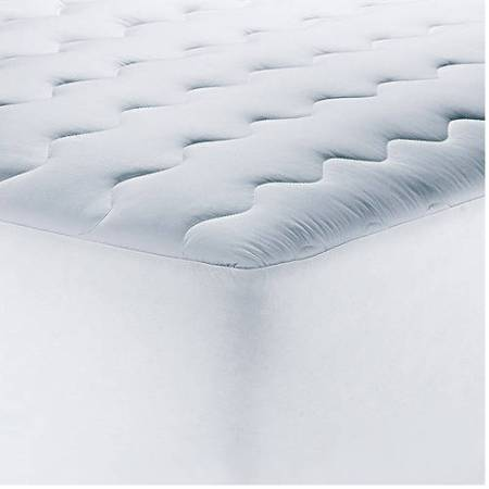 Mainstays Pillow Top Mattress Pad In Multiple Sizes