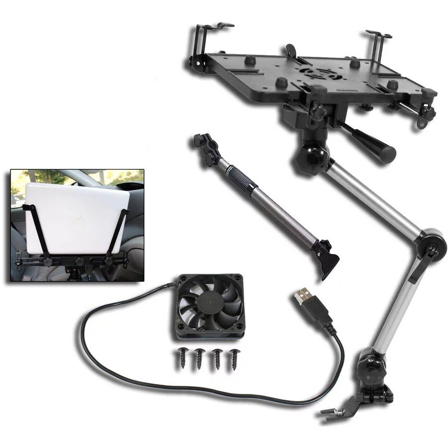 Super Deal Mobotron Standard Laptop Mount with Accessories