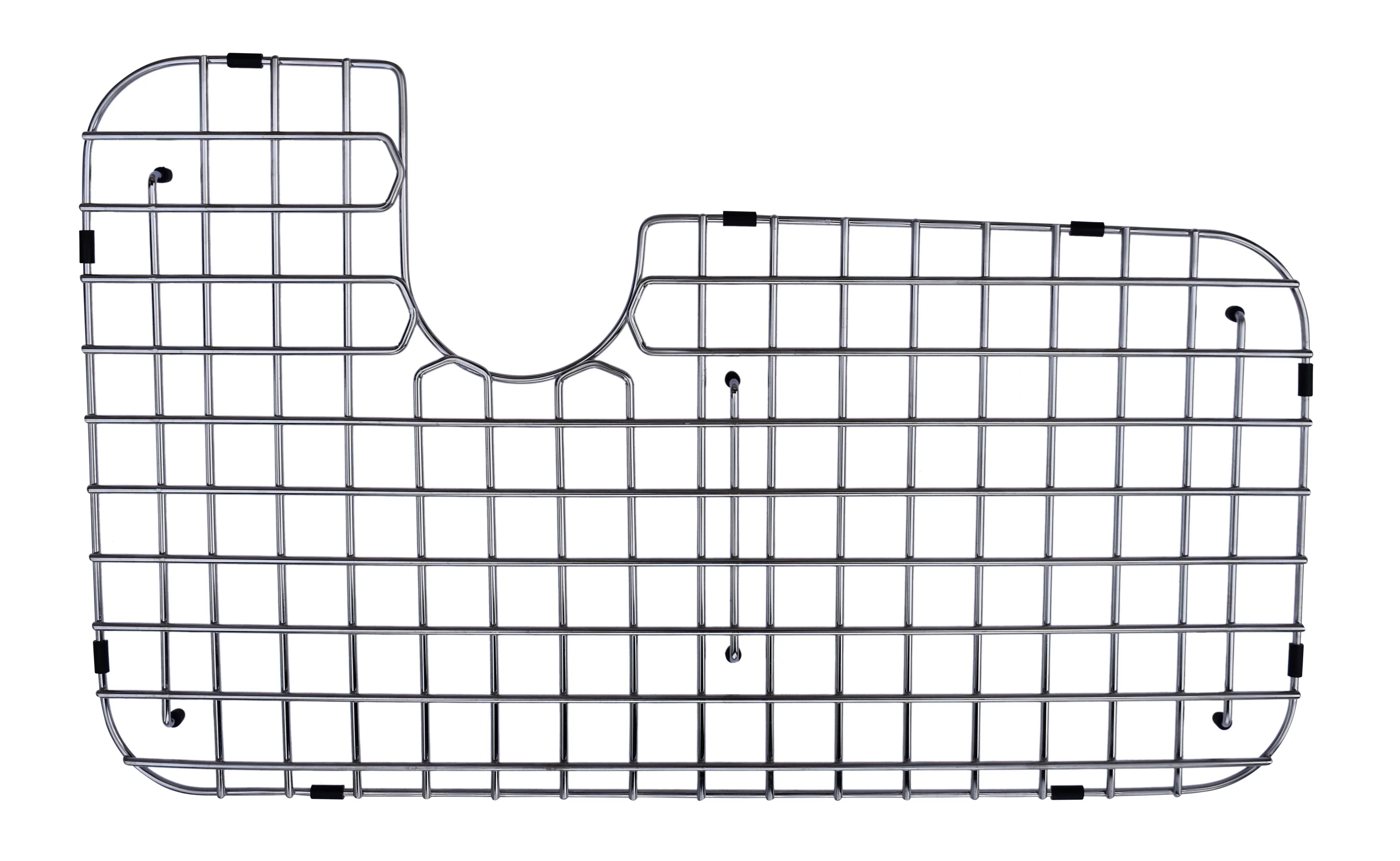 franke oc 36s alternative stainless steel sink grid for orca sinks by gridwares walmart com