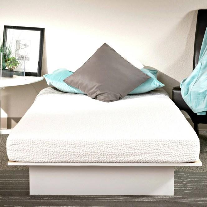 Contura By Lane 12 Medium Plush Gellux Fusion Engineered Latex Foam Mattress Bed Multiple Sizes