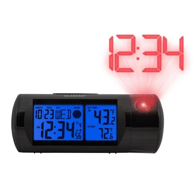 616 143 Atomic Projection Alarm Clock