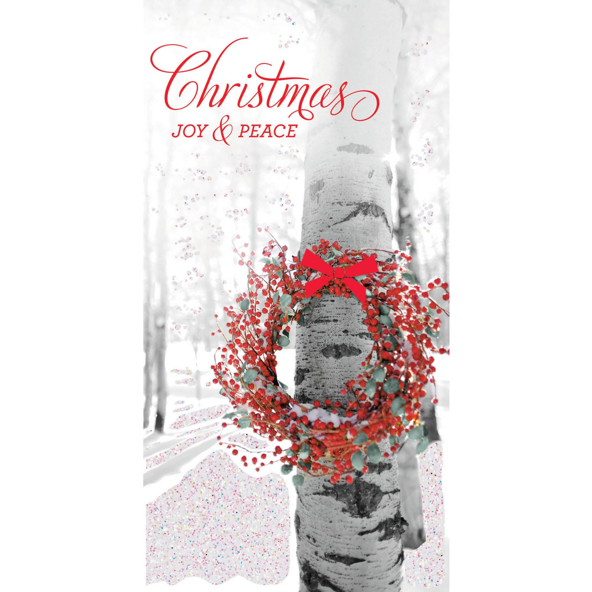 DaySpring Inspirational Boxed Christmas Cards White