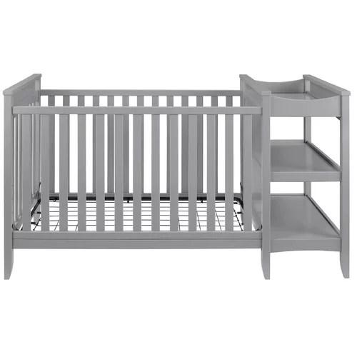 https www walmart com ip baby relax emma 2 in 1 crib n changer combo gray 39263105