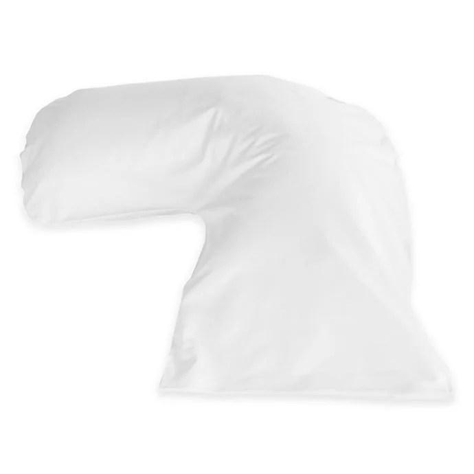 the pillow bar side sleeper pillow case