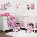 Disney Minnie Mouse Loves Dots 3 Pc Crib Bedding Set And Keepsake Storage Box Walmart Com Walmart Com