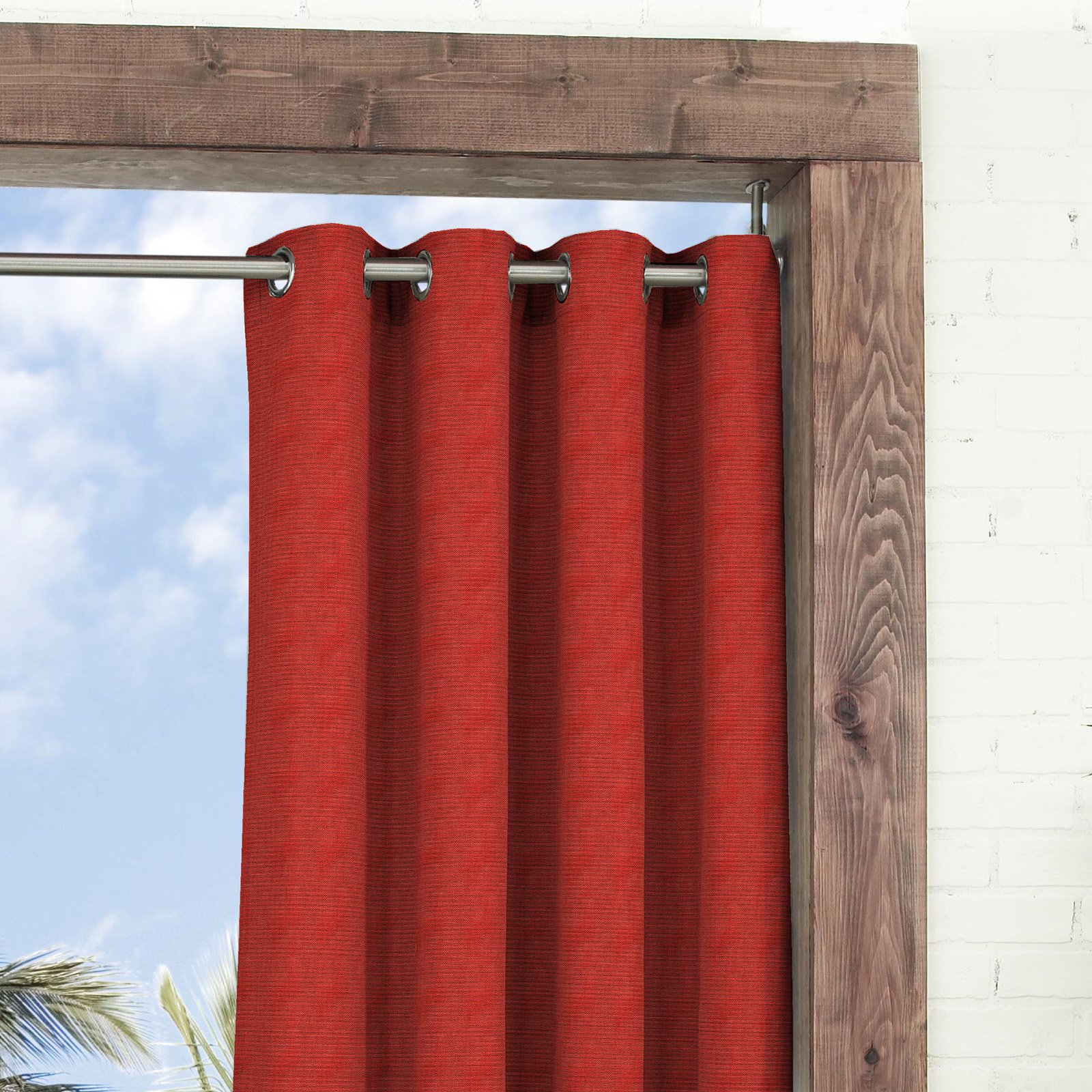 parasol key largo indoor outdoor curtain panel