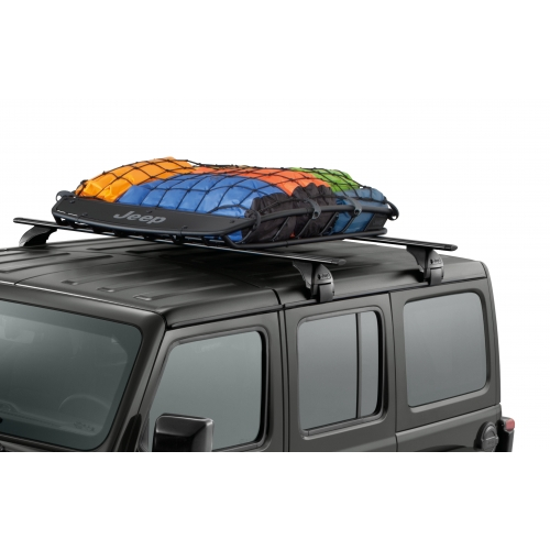mopar 82215387 removable roof rack jeep wrangler