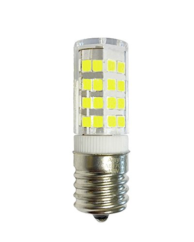 1 bulb e17 led bulb for microwave oven freezer under microwave stove light 40w equival red