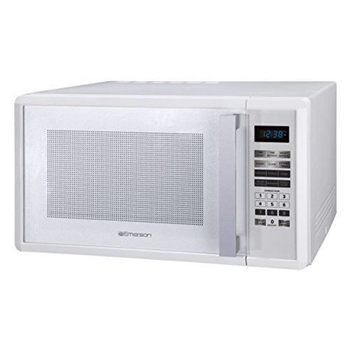 emerson 1 1 cu ft 1000w microwave oven white