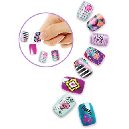 Just My Style All About Nail Art Kit By Horizon Group Usa