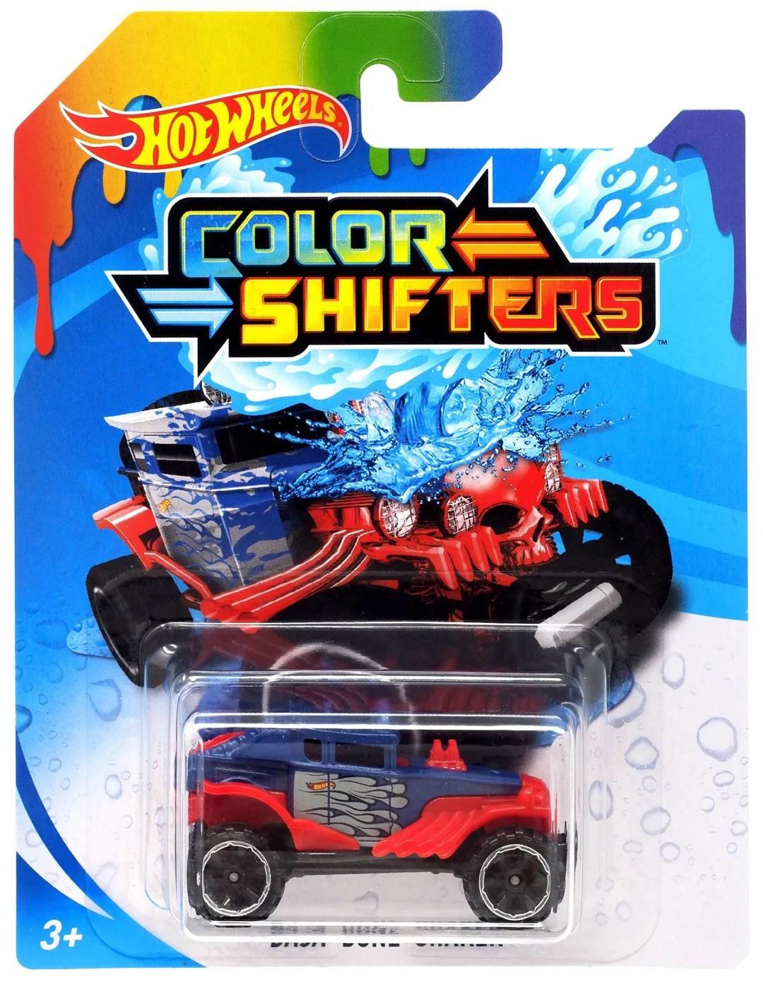 hot wheels color shifters baja bone shaker die cast car walmart com