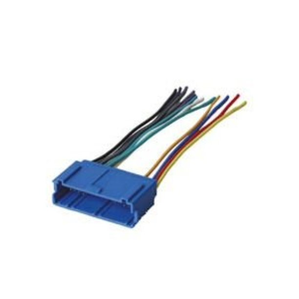 stereo wire harness cadillac seville 96 97 98 99 car radio wiring  installation partscarxtc ship from us
