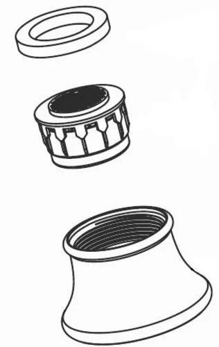 moen 116618 replacement aerator kit for kitchen faucet walmart com
