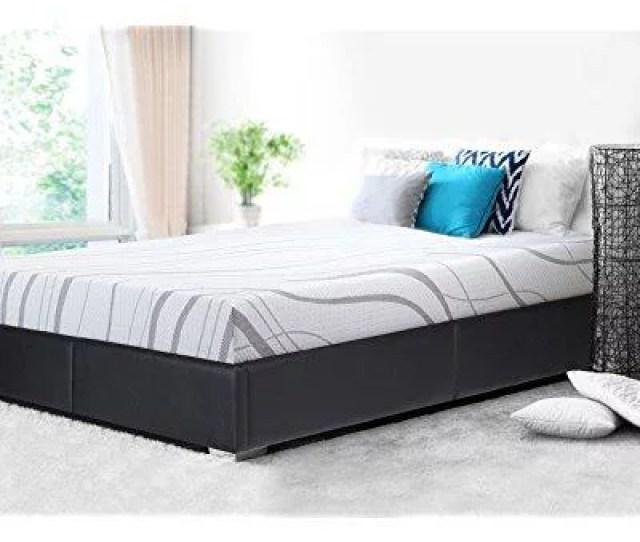 Sleeplace 8 In Ivy 4 Layer Ventilation Memory Foam Mattress 08fm02 Full