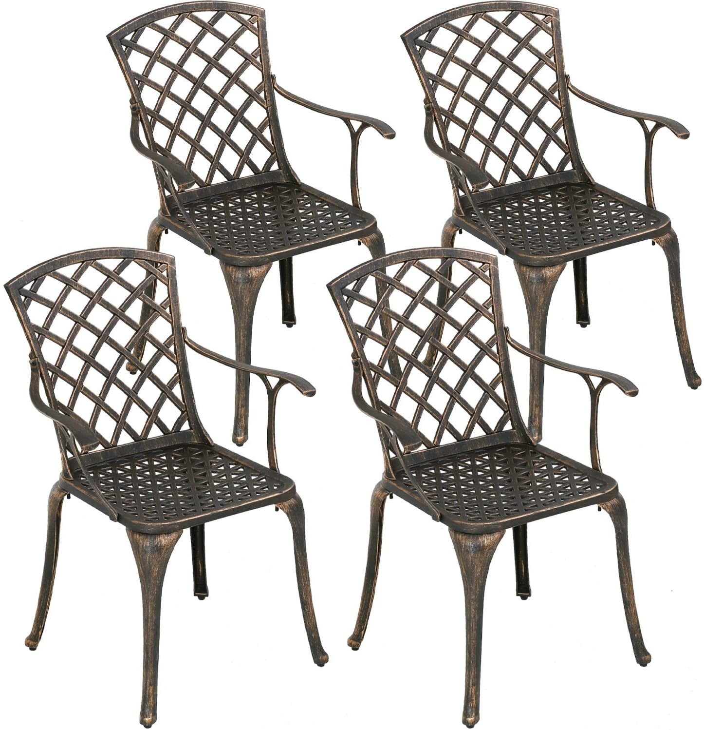 patio chairs outdoor chair dining chairs set of 4 wrought iron patio furniture patio furniture chat set weather resistant