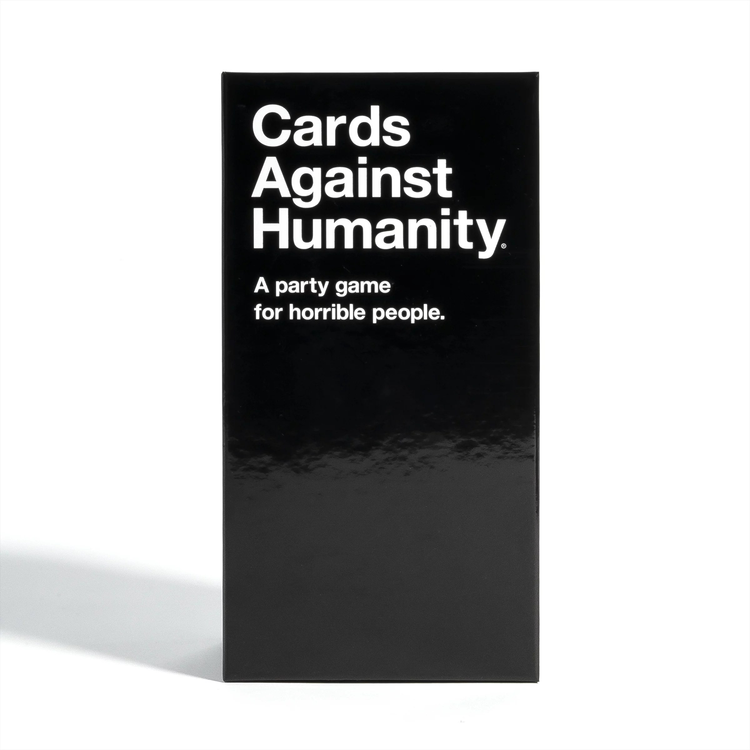 Cards Against Humanity The Main Game Nsfw Adult Party Game Walmart Com Walmart Com