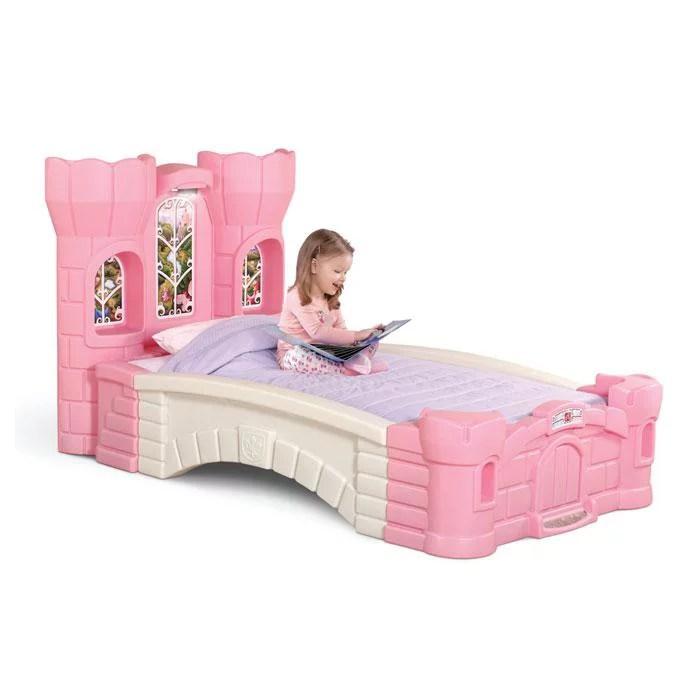 princess palace twin bed