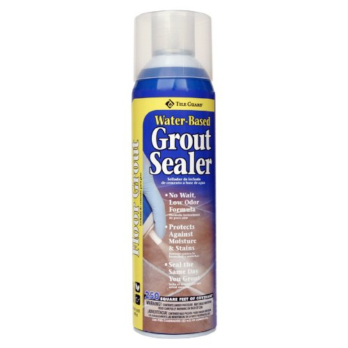 tile guard 15 oz stone and grout sealer